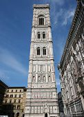 Florence Bell Tower_Nr poster