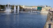 foto of banquette  - image of many fountain on river at day - JPG