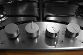 Electric Kitchen Stove Control Switch