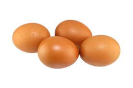 stock photo of quail egg  - Eggs are a useful source of protein iodine and essential vitamins and are almost indispensable to the cook - JPG