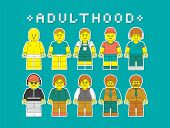 Adulthood poster