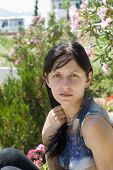 Pretty Woman Greek Island Motel Architecture poster