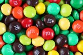 M&ms poster