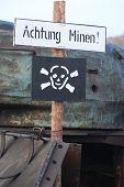 pic of landmines  - Land mine  - JPG