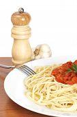 Spaghetti poster