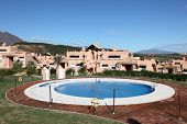 picture of urbanisation  - Vacation resort with pool in Andalusia Costa del Sol Spain - JPG