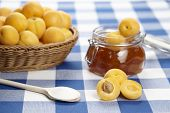 Ingredients To Cook Apricot Jam