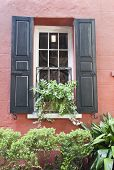 Chaleston Old Town House Window