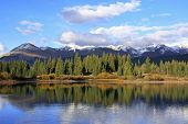 foto of mola  - Molas lake and Needle mountains - JPG