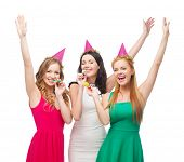 stock photo of waving hands  - celebration - JPG