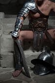 pic of sparta  - Closeup portrait - JPG
