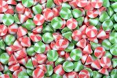 foto of nipple  - mix flavored nipple chips for background uses - JPG