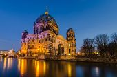 picture of dom  - Berlin Cathedral  - JPG