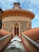 picture of palace  - Sintra - JPG
