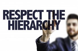 stock photo of respect  - Business man pointing the text - JPG