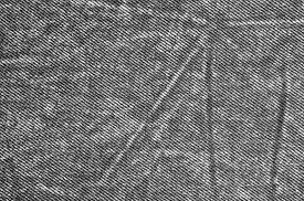 pic of apparel  - Natural black linen denim cotton chinos jeans texture detailed macro closeup worn rustic crumpled vintage textured casual stone wash fabric burlap diagonal twill canvas pattern background white grey horizontal copy space abstract aged apparel backdrop - JPG