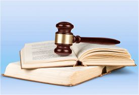 picture of punish  - Law Book Gavel parliamentary Punishment Support Justice - JPG