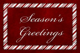picture of candy cane border  - A Season - JPG