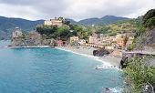 Monterosso Al Mare, Liguria poster