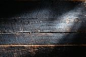 Old Distressed Board Wood Plank Grunge Background