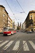 Prague City Detail poster