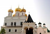 foto of romanov  - The Ipatievsky Monastery is famous as place where the history of the Romanov dynasty began - JPG