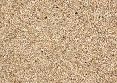 picture of sand gravel  - seamless texture of sand - JPG