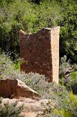 Aanasazi Ruins At Hovenweep