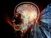 stock photo of metaphysical  - Human Mind series - JPG
