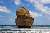 picture of 12 apostles  - closeup of beautiful twelve apostles in Australia - JPG