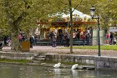 picture of annecy  - Annecy - JPG