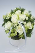 stock photo of mother-of-pearl  - Various bouquets for example for Mother - JPG