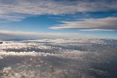 pic of andes  - Andes Mountains aerial view  - JPG