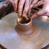 picture of pottery  - Potter - JPG