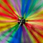 stock photo of spinner  - Colorful Spinner  - JPG