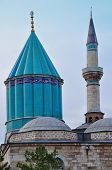 stock photo of rumi  - Konya Turkey October 29 - JPG