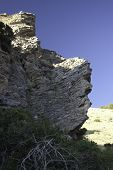 Large Rock Cliffs
