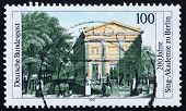 Postage Stamp Germany 1991 Choral Singing Academy Of Berlin