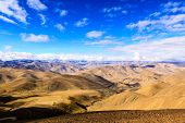 picture of sherpa  - View point Himalaya on the pass - JPG