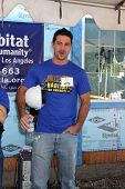LOS ANGELES - MAR 8:  Ryan Paevey at the 5th Annual General Hospital Habitat for Humanity Fan Build