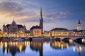 picture of zurich  - Image of Zurich - JPG