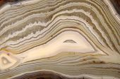 stock photo of agate  - detail of nice agate mineral background  - JPG