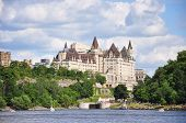 picture of chateau  - Fairmont Chateau Laurier in Ottawa - JPG