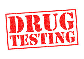 picture of methadone  - DRUG TESTING red Rubber Stamp over a white background - JPG