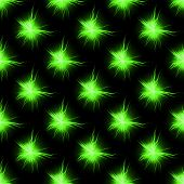 foto of plasmatic  - Green abstract seamless plasmatic pattern  - JPG