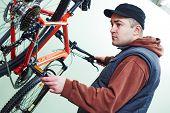 pic of bicycle gear  - Bike maintenance - JPG
