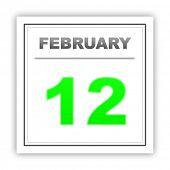 image of february  - February 12 - JPG