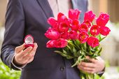 stock photo of propose  - Close - JPG