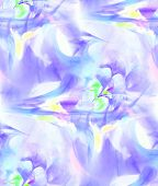 stock photo of plasmatic  - Seamless abstract fractal background in violet blue spectrum - JPG
