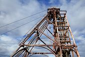 Mine Headframe